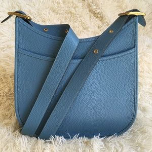 Coach Emery Crossbody in Pacific Blue